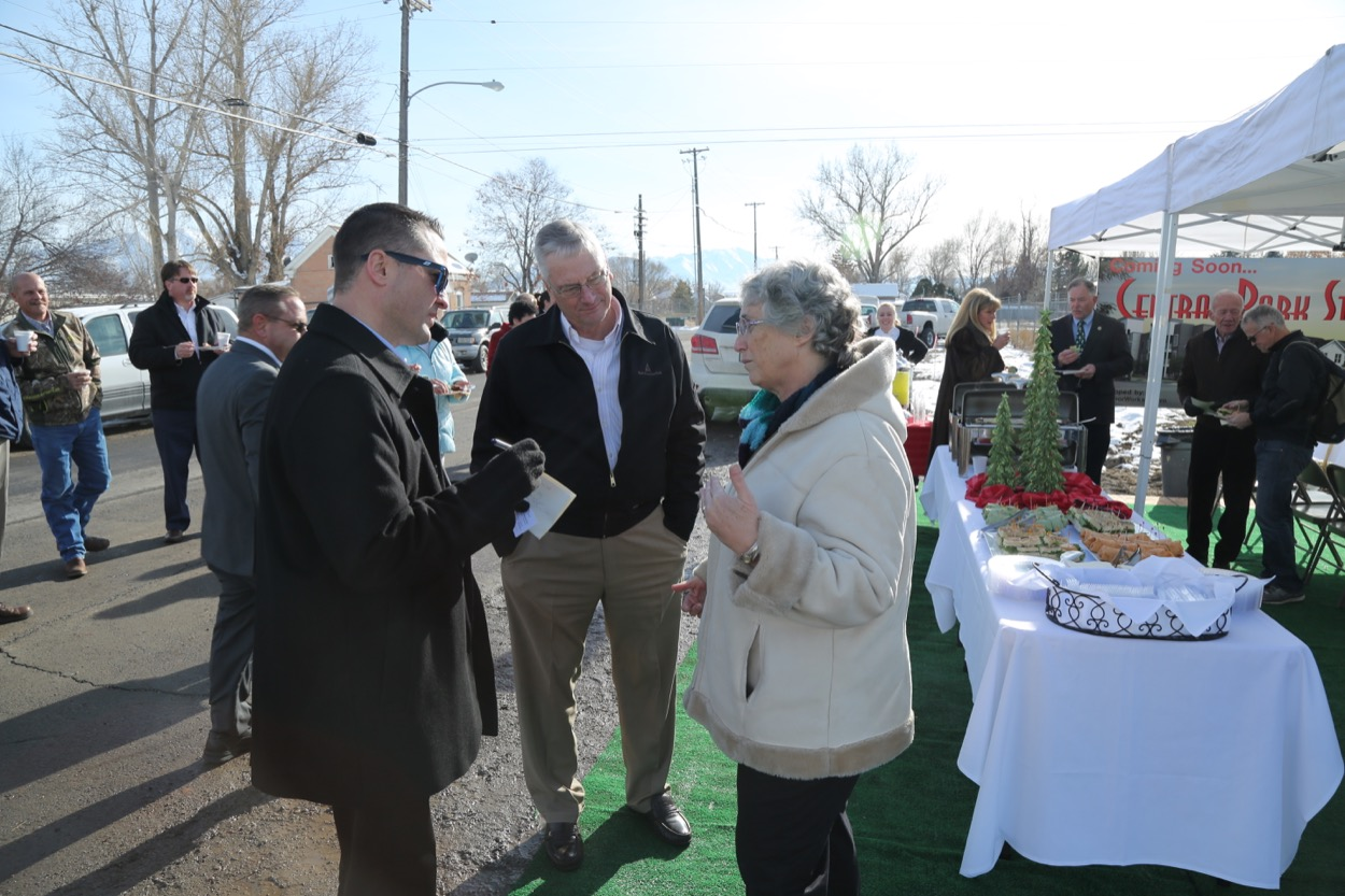 Central Park Station Groundbreaking - NeighborWorks Mountain Country Home Solutions - Mortgage Modification & Foreclosure